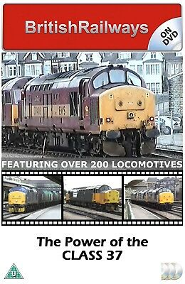 The Power of the Class 37 | Railway DVD