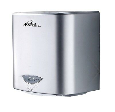 Royal Sovereign RTHD-421S Touchless Hand Dryer - Drys Hands in 20 Seconds