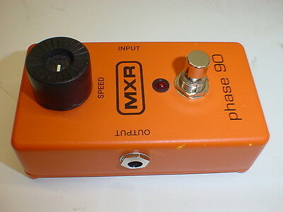 MXR Phase 90 Guitar Effect Pedal