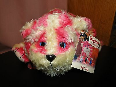 Bagpuss soft toy 30 cms 2002 With Original Tags Golden Bear Products 1999