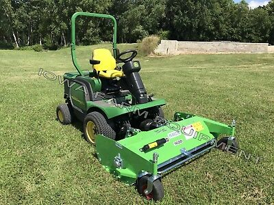 Flail Mower Deck, John Deere Front Mowers: Finish,RoughCut or Dethatching Mower!