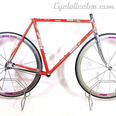 Red Frame and Forks Gios Compact Evolution Size 53