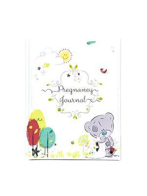 NEW Carte Blanche Me To You Tiny Tatty Teddy Bear Pregnancy Journal Record Book