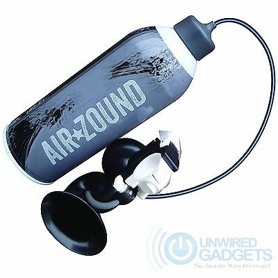 NEW Rechargeable Bike Horn By Air Zound Bicycle Cycle Siren Honking Loud Alarm