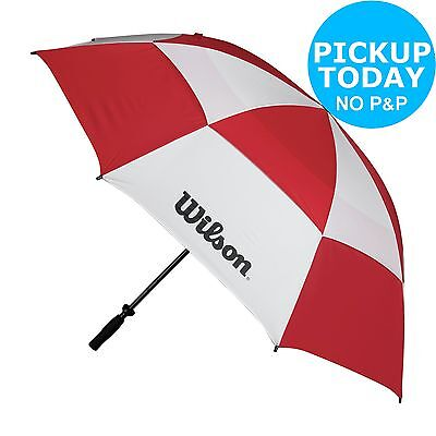 Wilson Double Golf Umbrella - 62 inch. From the Official Argos Shop on ebay