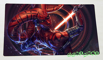 A535 Free Mat Bag Star Wars Trading Card Games Playmat TCG CCG Large Mouse Pad