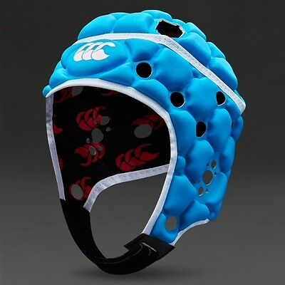 Canterbury Ventilator Adults Dresden Blue Headguard Brand New with tags - Large