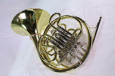 Conn 10DS Professional Geyer Wrap French Horn SCREW BELL MINT! QuinnTheEskimo