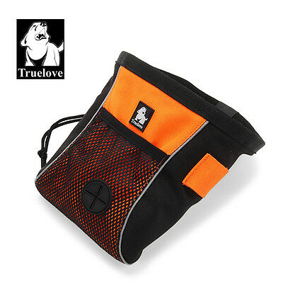 size S Portable Travel Dog Snack Treat n' Training Clip-on Pouch Bag Truelove
