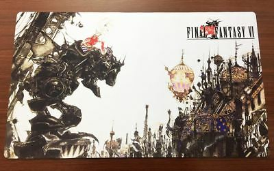 F1118 Free Mat Bag Magiteck Armor Final Fantasy VI Trading Card Game Playmat TCG