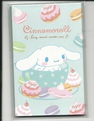 Sanrio Cinnamoroll Envelopes With Stickers Money Gift Cards Blue