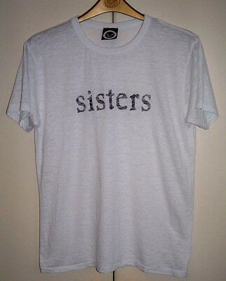 Sisters Of Mercy -  Sisters - T-Shirt Official Tour Merchandise Size Medium Rare