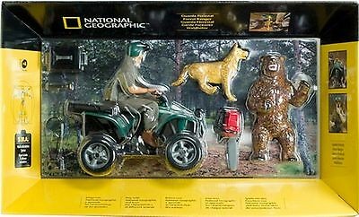 Guarda Forestal, National Geographic, 1:10, Madelman