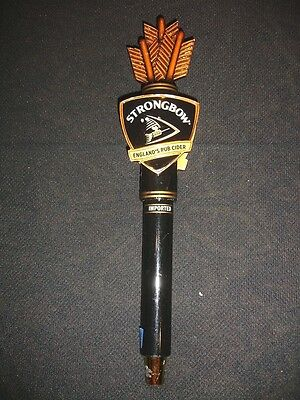 Strongbow Cider - Beer Tap Handle