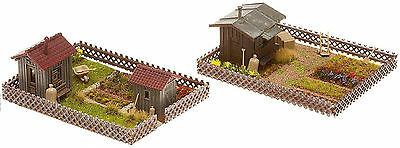 FALLER 180494 Allotments with sheds H0 1:87