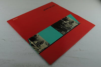 GREEN ON RED - S/T LP! 1983 US Press! STUNNING AUDIO!