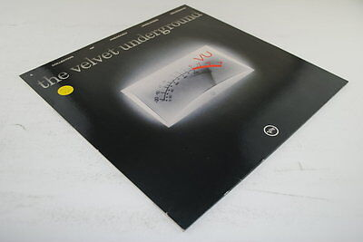 THE VELVET UNDERGROUND - Vu LP! 1°ST GER Press! Original Inner! STUNNING AUDIO!