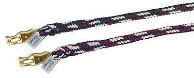 Knitted DURALASTIC Eskadron Panic snap Heritage Lead rope