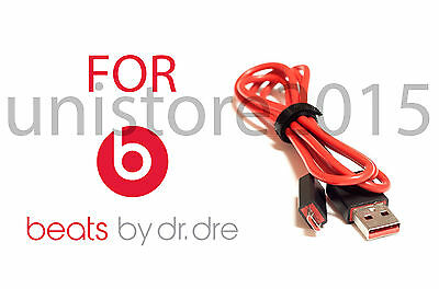 Replacement Micro USB Charging Cable For Beats by Dr. Dre Studio 2.0 / Wireless
