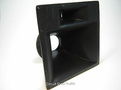 2-Way Fiberglass Speaker Horn - Mid and High Frequency Array -- TX