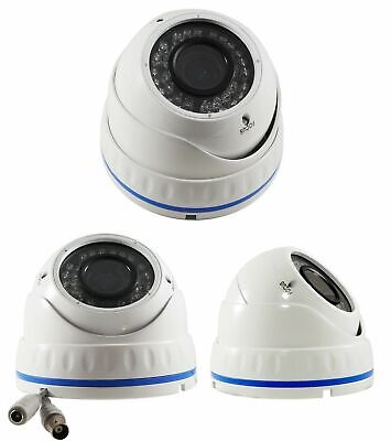 TELECAMERA GRANDANGOLO DOME AHD 36 LED IR 2.8 MM 1080P 3.0MP mod.200536a
