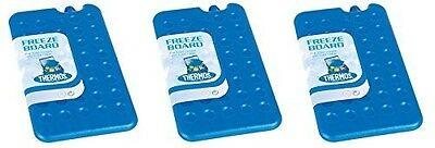 Thermos Cool Bag Ice Pack Freeze Board 200G PACK OF 3