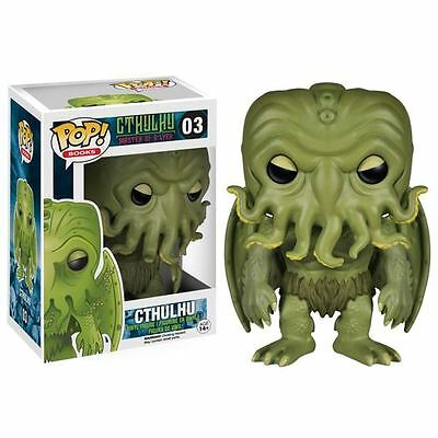 Funko POP! Cthulhu - Master Of R'Lyeh Stylized Vinyl Figure HP Lovecraft 03 NEW