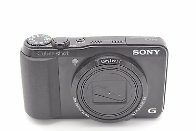 Sony Cyber-shot DSC-HX20V 18.2 MP Digital Camera - Black