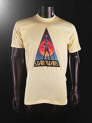 Star Wars Cast And Crew T-shirt 'A New Hope' Pre 1977