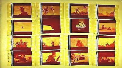ROAD WARRIOR - MAD MAX film cell lot of 12 - complements movie dvd poster