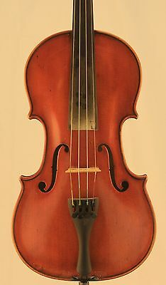 Old Vintage French  Violin  Laberte-Humbert Freres  no 719  1919