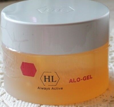HL Holy Land Alo - Gel 250 ml / 8.5oz Aloe Vera + sample