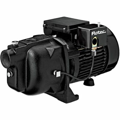 Flotec FP4155 - 8.5 GPM 1/2 HP Cast Iron Shallow Well Jet Pump