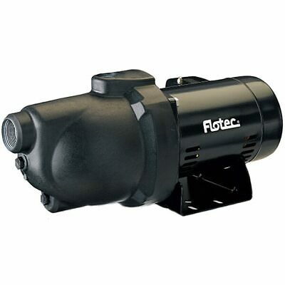 Flotec FP4032 - 18 GPM 1 HP Thermoplastic Shallow Well Jet Pump (115V/230V)