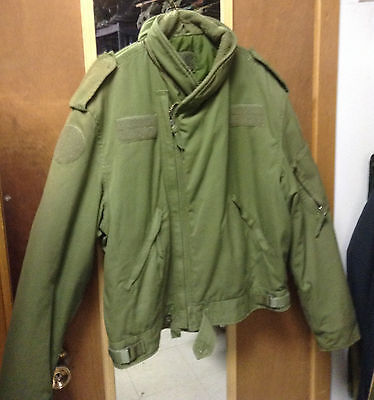 Canadian . Military Winter Flyers Jacket 7344