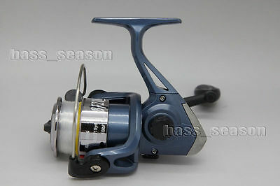 1 Pc Spinning Reel Fishing reel Lure Fishing reel Ice Fishing Reel + Free Line