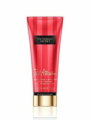 Victoria's Secret Total Attraction Hand and Body Cream 200ml - New Packaging