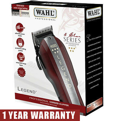 Wahl Professional 5 Star Legend Hair Clipper