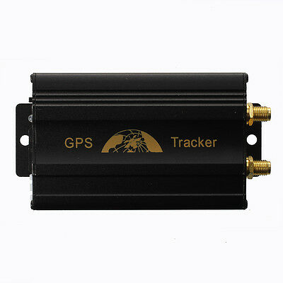 Real Time SPY Mini GMS/GPS/GPRS Car Vehicle Tracker (4-Frequency) TK103 USA Q4Z9