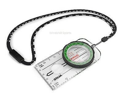 Silva Ranger Baseplate Compass MS (southern hemisphere) - new model
