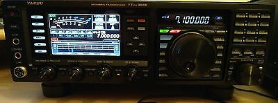 Yaesu FTDX 3000 HF/6M Transceiver with optional DVS fitted - FREE UPS SHIPPING!