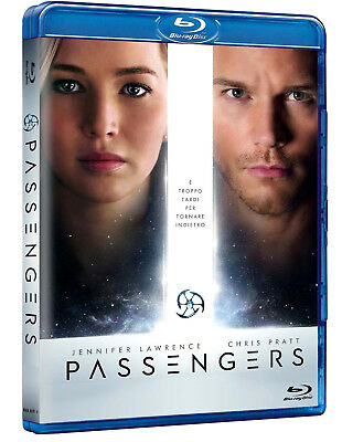 PASSENGERS (BLU-RAY) con Jennifer Lawrence, Chris Pratt