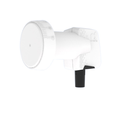 High Gain LNB Inverto Black Ultra Single 72dB,HDTV,3D,Full HD+2 F-Stecker
