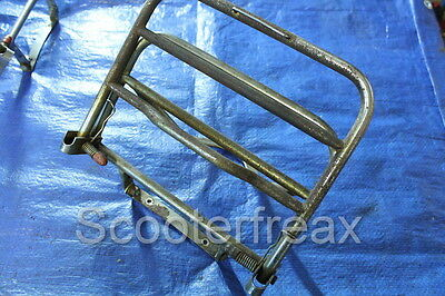 Vespa Klapp Luggage Rack Chrome probably PK 50 80 125 S rear Luggage Carrier