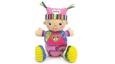 Lamaze First Doll Toy for Babys to Stimulate the Mind