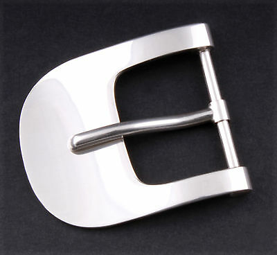 Modern Georg Jensen Sterling Silver Belt Buckle # A105. Extremely RARE!
