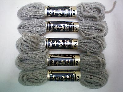 NEW Anchor Tapestry Tapisserie Wool 5 x 10m Skein (50m) Shade 9054 - 100% Wool