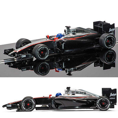 Scalextric Slot Car C3620 McLaren MP4-30 F1 2015 Livery