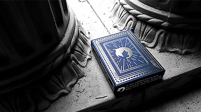 Blue Bomber Marked Deck Of Playing Cards By Bomb Magic Tricks Games Collector
