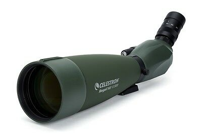 Celestron Regal M2 100ED Spotting Scope with 22-67x Eyepiece (Angled), London